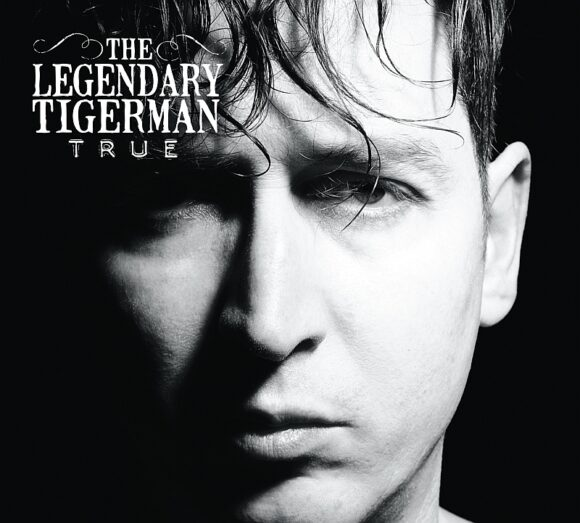 The Legendary Tigerman: The Musician plays Cool Blues of the 21st Century