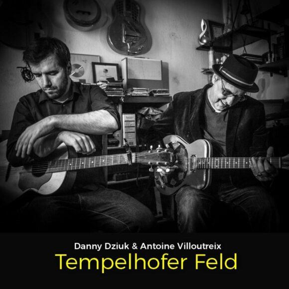 Danny Dziuk & Antoine Villoutreix: Pinpoint Landing Tempelhofer Feld