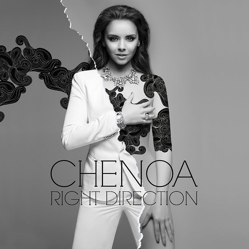 Chenoa Right Direction Musician Rlease