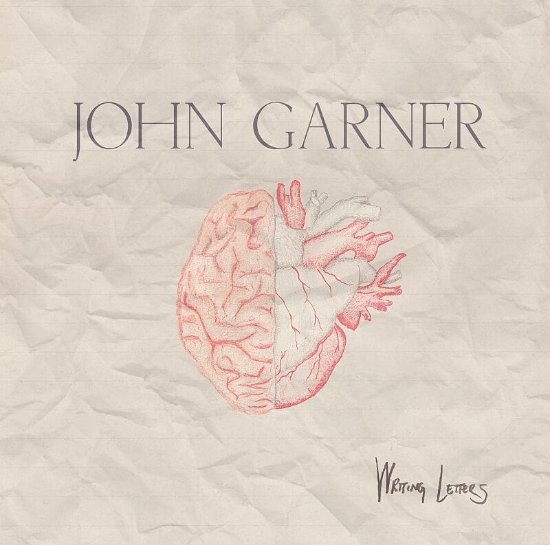 JOHN GARNER Writing Letters Album Release