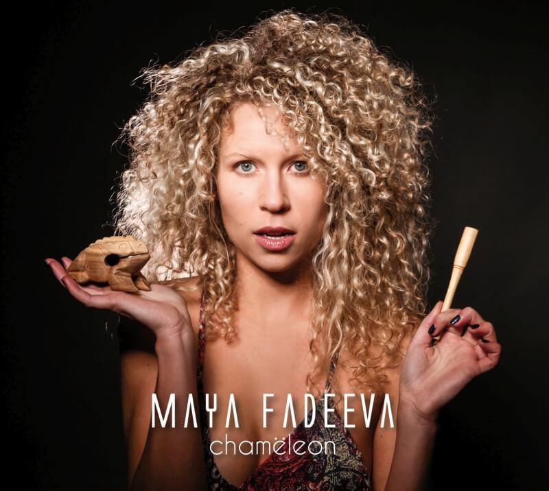 Maya Fadeeva Chamëleon Album Release