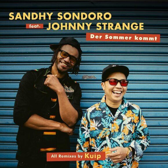 Sandhy Sondoro: Sonnig-spritzige Ode an den Sommer
