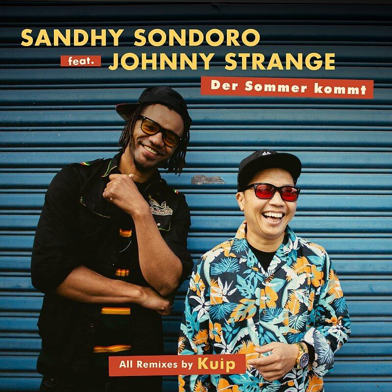 Sandhy Sondoro - Der Sommer kommt (Maxi single)